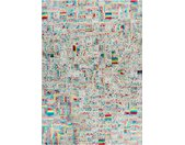 Forte Collection | Dierenhuid Rainbow