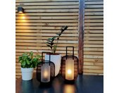 FlinQ | Set van 2 lantaarns Shiny