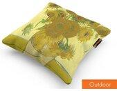 MONDiART | Outdoor kussen V. Gogh Sunflowers