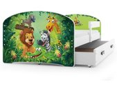 Perfecthomeshop | Peuterbed Rookie Jungle