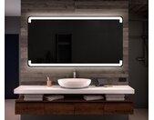 Moderne Badkamer Spiegel met LED Verlichting L73