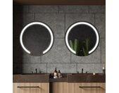 Moderne Badkamer Spiegel met LED Verlichting L96