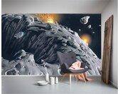 Fotobehang StarWars Classic RMQ Asteroid