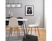 Gestoffeerde stoel Iskmo