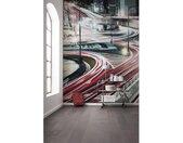 Fotobehang Speed Painting