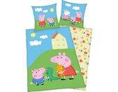 Peppa Pig Kinderovertrekset Peppa Pig met een schattig motief