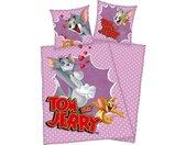 Kinderovertrekset Tom & Jerry met grappig tom & jerry motief