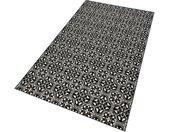 HANSE Home Vloerkleed Pattern Motief in tegel-look, woonkamer