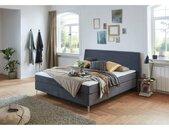 Premium collection by Home affaire Boxspring LINDA met onzichtbare bedkist, extra veel bergruimte