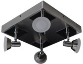 näve Led-plafondlamp Jericho (1 stuk)