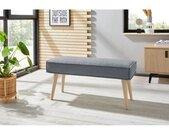exxpo - sofa fashion Hoekbank Lungo Vrij verstelbaar in de kamer