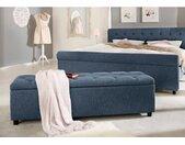 Home affaire Bank Goronna in 5 verschillende kleuren, zithoogte 41,5 cm, ook geschikt als garderobebank of bedbank