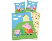 Kinderovertrekset Peppa Pig met schattig peppa pig-motief