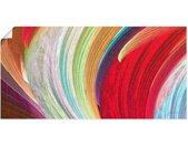 Artland Artprint Windgolven I in vele afmetingen & productsoorten - artprint van aluminium / artprint voor buiten, artprint op linnen, poster, muursticker / wandfolie ook geschikt voor de badkamer (1 stuk)