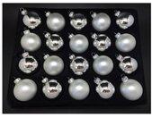 Thüringer Glasdesign Kerstbal (set, 20 stuks)