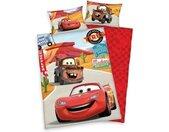 Disney Kinderovertrekset Cars on Road met auto's (2-delig)