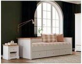 Home affaire Massief houten ledikant Teverton inclusief 3 praktische bedladen