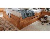 Premium collection by Home affaire Bedlade Tommy van mooi massief wildeikenhout, in verschillende breedten, geschikt voor het tommy bed