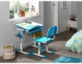 Vipack Kinderbureau Comfortline ergonomisch in hoogte verstelbaar (set)