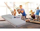 BeSports Comfortschuimmatras HS plus 2200 Top voor rug, spieren en conditie hoogte 22 cm