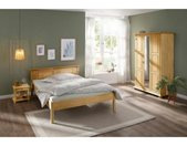Home affaire Slaapkamerserie Mitu gemaakt van massief grenen (3 delen) (set, 3 stuks)