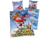 Kinderovertrekset Super Wings met motief