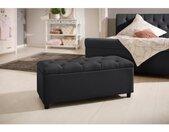 Home affaire Bank Goronna in 5 kleuren, zithoogte 41,5 cm, ook geschikt als garderobebank of bedbank
