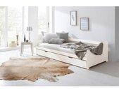 Home affaire Slaapbank TIM met uittrekbare lade voor extra matras als logeerbed