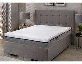 my home Comfortschuimmatras Trassy Tweezijdig te gebruiken matras met twee verschillend stevige ligzijden hoogte 25 cm