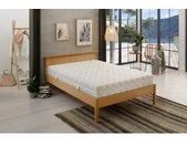 Fair Life Bio Comfortschuimmatras Lasana Tweezijdig te gebruiken matras met twee verschillend stevige ligzijden hoogte 22 cm