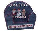 Knorrtoys® Fauteuil Merry Christmas voor kinderen