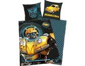 Transformers Kinderovertrekset Bumblebee met een gaaf motief (2-delig)
