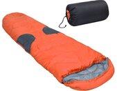 Slaapzak -5  2000 g oranje