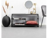 Kave Home TV-meubel Academy - Zwart