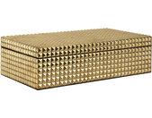 Juwelen box Blaze goud