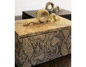 Jewellery Box Ruby snake