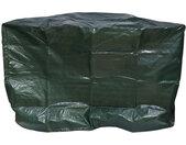 beschermhoes barbecue 120 x 60 x 80 cm polyester groen