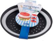 voedseldeksel magnetron 27 cm zwart