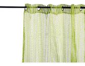 gordijn 260 x 140 cm polyester groen