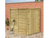 vidaXL Tuinhuis 157x159x178 cm geïmpregneerd grenenhout