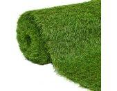 vidaXL Kunstgras 1x15 m/40 mm groen