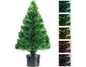 vidaXL Kunstkerstboom glasvezel 64 cm groen