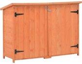 vidaXL Tuinberging 120x50x91 cm hout