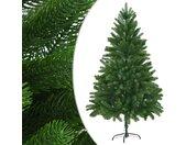 vidaXL Kunstkerstboom met levensechte naalden 180 cm groen