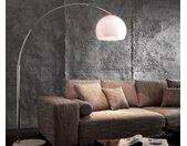 Booglamp Big-Deal Eco lounge wit marmer verstelbaar